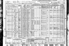Earl T Forbes 1940 US Census