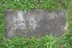 Gravestone Adam F Kauchis klein - kopie