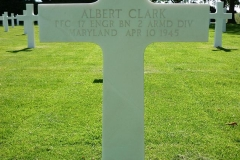 Cross Albert Clark 1919 - 1945