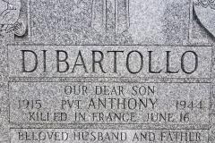Headstone DiBartollo