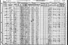 Bill Bobo 1930 US Census