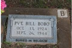 Grave Bill William Bobo