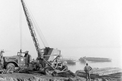 24 march 1945 Bridge building across the Rhine, 17th Armored Engineer Battalion (2)