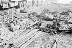 24 march 1945 Bridge building across the Rhine, 17th Armored Engineer Battalion (20)