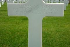 Grave Eldon Akins