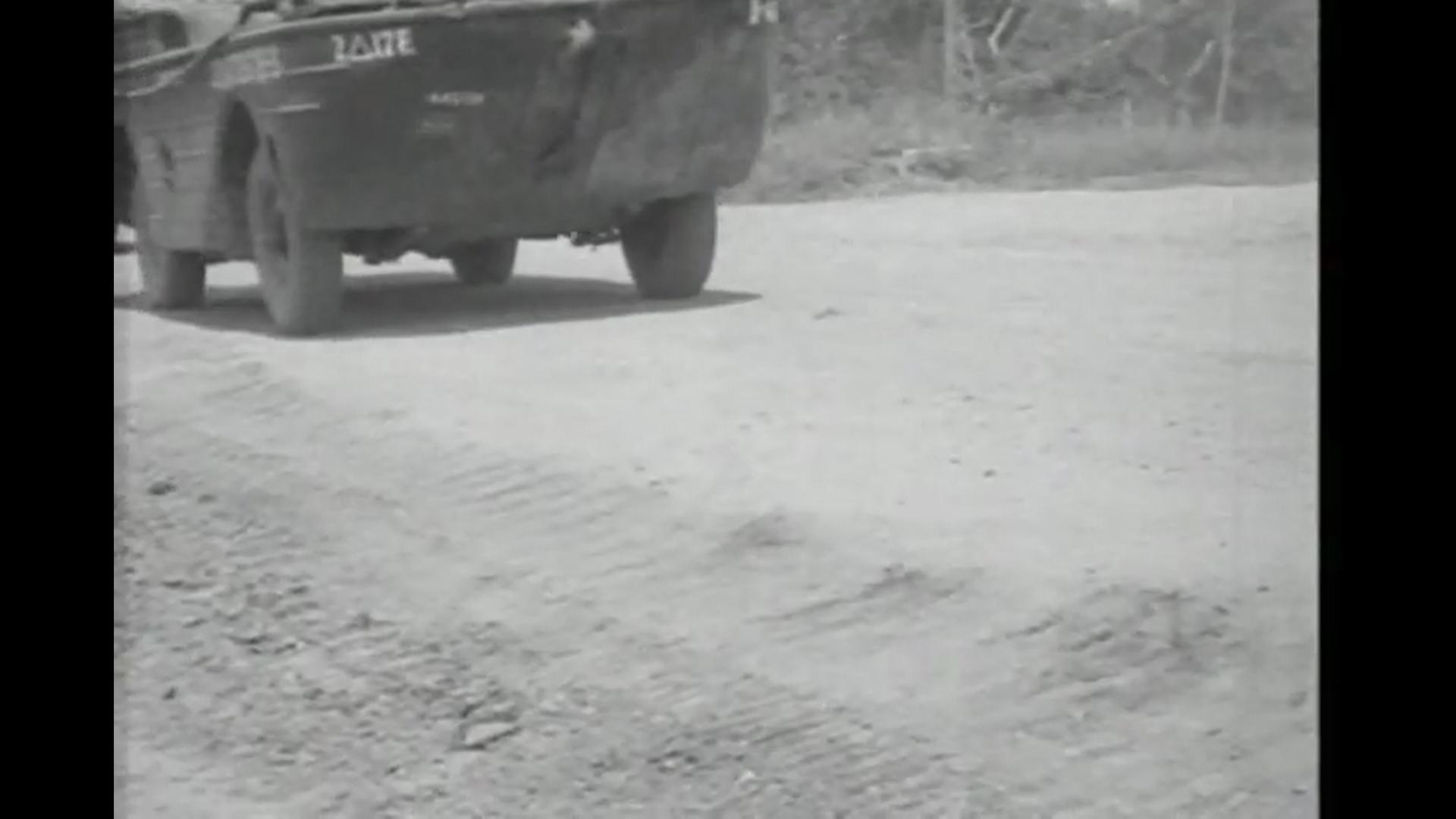 17th AEB Ford Seep Saint Jean de Daye Manche 1944