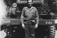 17th Engineer Technician Fith Grade Michael Joseph Mazie Company E date unknown