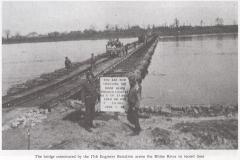 Bridge Rhine River 17th AEB in record time, Unit History