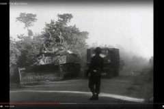 The 29th Division the Big Picture 2AD 17th Armored Engineer Battalion Moviestill Tankdozer Normandy