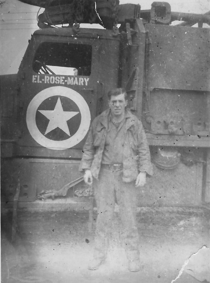 1_17th-Engineer-Technician-Fith-Grade-Michael-Joseph-Mazei-van-Company-E-27-July-1945-in-Wertheim-Germany2