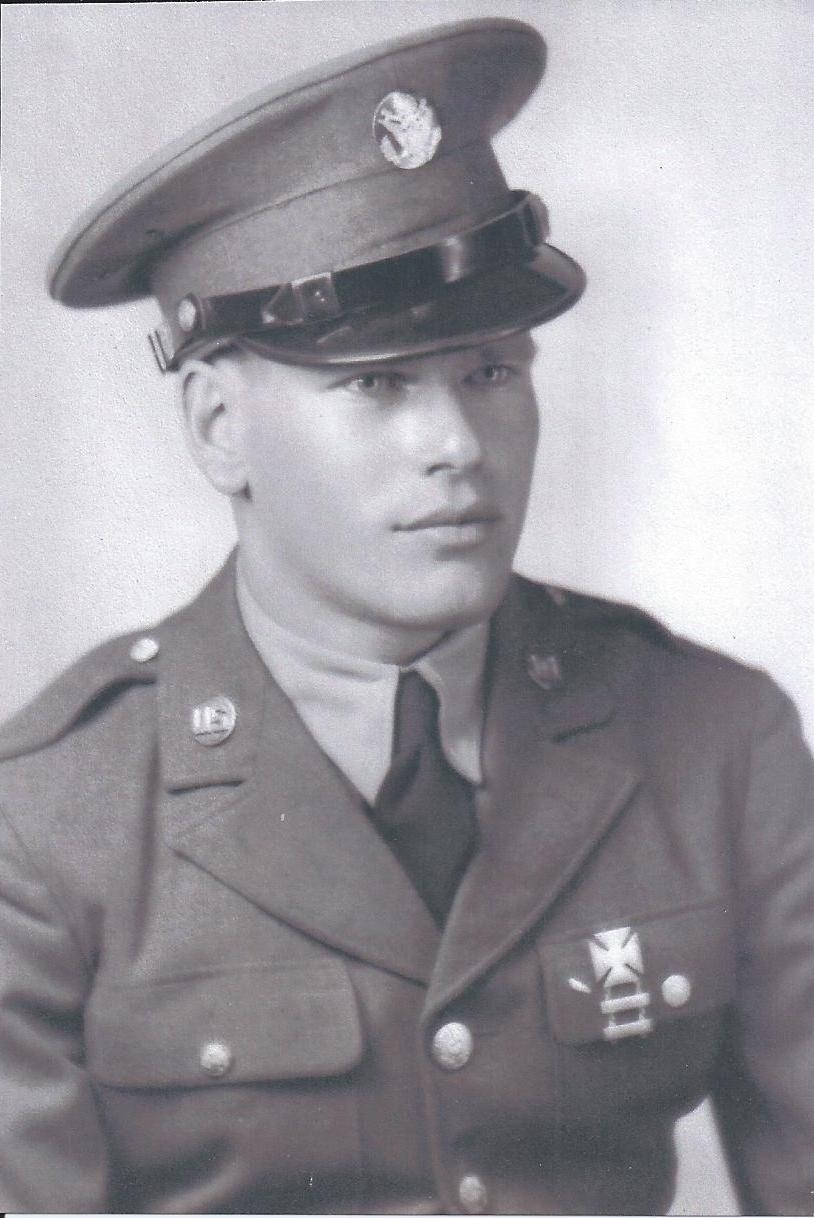 17th Engineer Private First Class Burnett M. Bud Payson 1915  NOV 23 1944