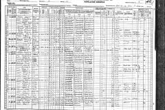 Francis Crimmins 1930 Census