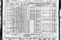 Census 1940 Fred J Blevins 2