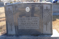 Fred J. Blevins (1919 1944) 2