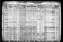Harold J Blackford 1930 Census
