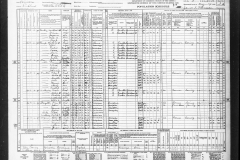 Peter Bacle 1940 US Census