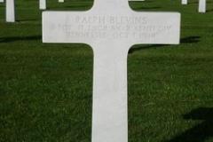 Sgt Ralph Blevins Cross