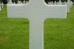 Roy Basham Headstone