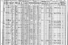 Lawrence P Woodside 1930 Census