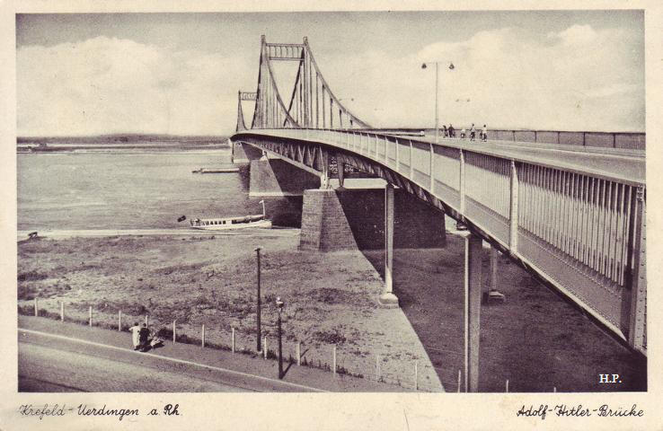 Adolf Hitler Bridge Eurdingen