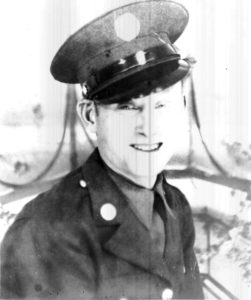 Fred J. Blevins (1919 1944)