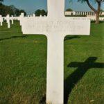Headstone Earl T Forbes