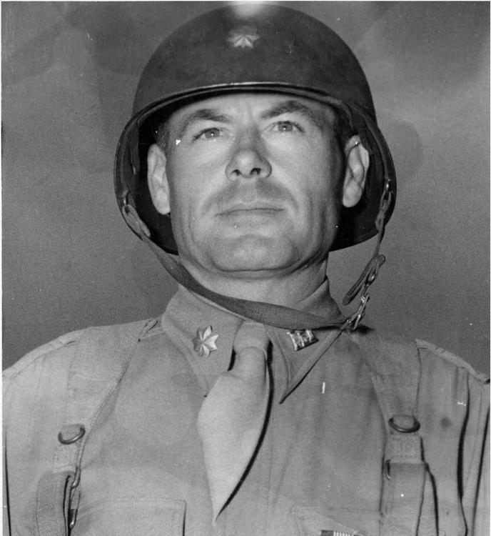 Lt. Col. Henry W. Hurley