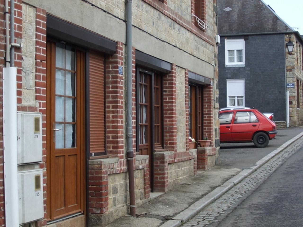 Rue Monteglise, Barenton France