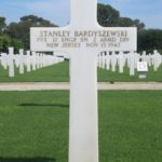 Gravestone Private STANLEY BARDYSZEWSKI