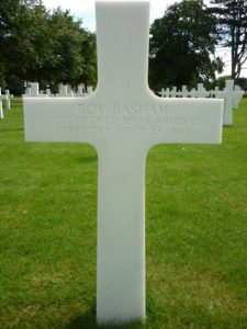 Cross Staffsergeant Roy L Basham
