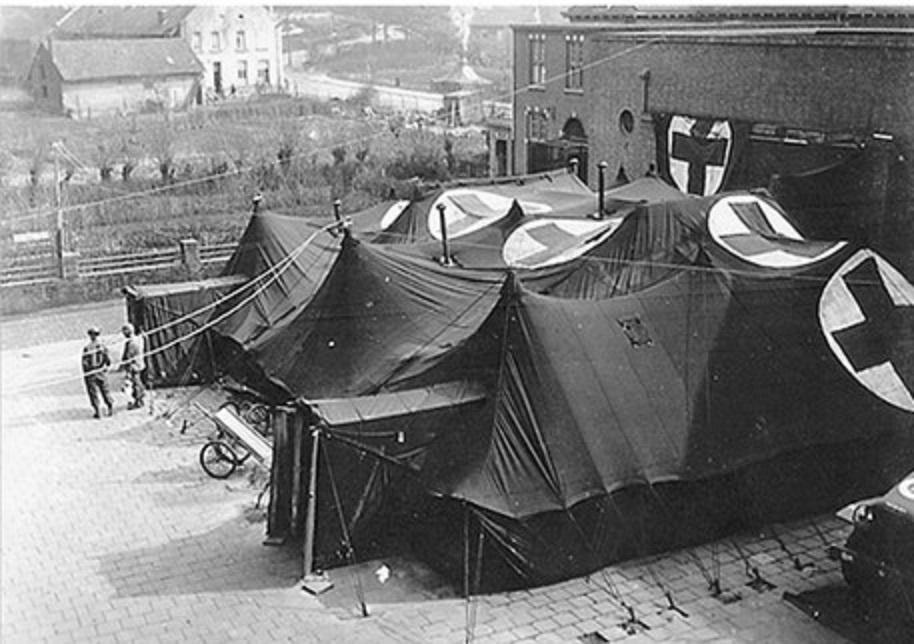 111th Medical Battalion Evacuation Hospital