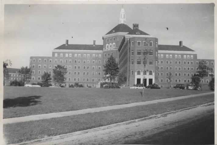 Halloran Hospital