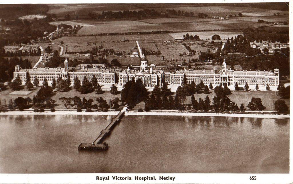 Royal Victoria Military Hospital Netley