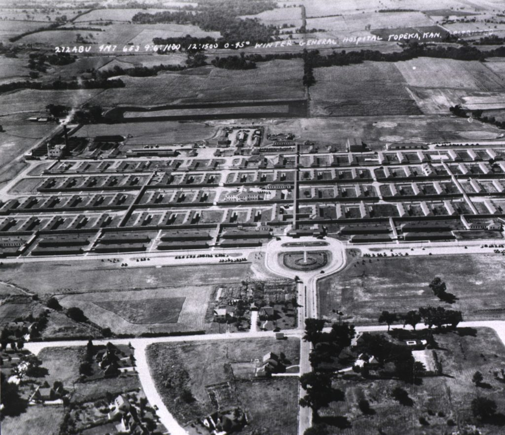 U.S. Army, Winter General Hospital, Topeka, Kansas