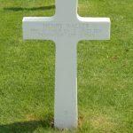 Headstone Henry Walker