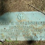 Rothenberger Pvt Harry R