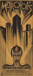Metropolis by Schultz Neudamm
