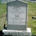 Sgt William Stanley Majewsky Grave Stone