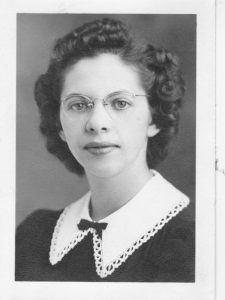 Jean Wife of Gordon Ketchpaw A new graduate of Wisconsin State Teachers College 1939