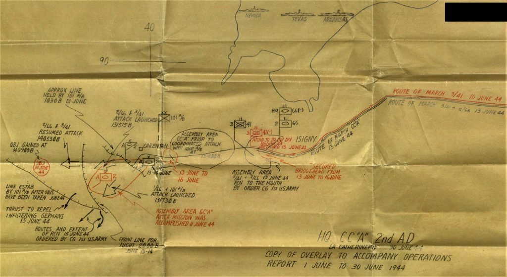 HQ CCA 1 june - 30 june 1944 -Ike Skelton Combined Arms Research Library