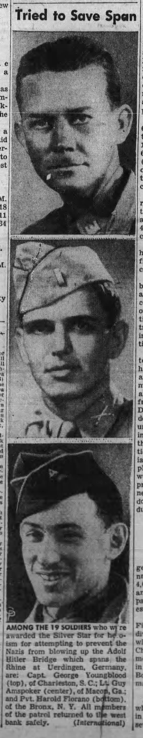 The Daily Record (Long Branch, New Jersey, United States of America) · 10 Mar 1945