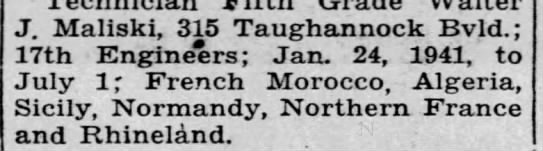 The Ithaca Journal (Ithaca, Tompkins, New York, United States of America) · 21 Jul 1945
