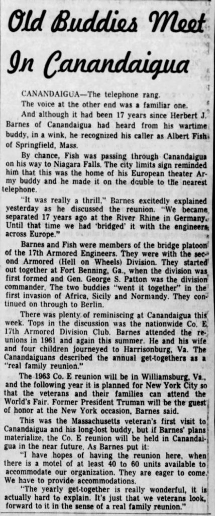 Democrat and Chronicle (Rochester, Monroe, New York, United States of America) · 14 Sep 1962