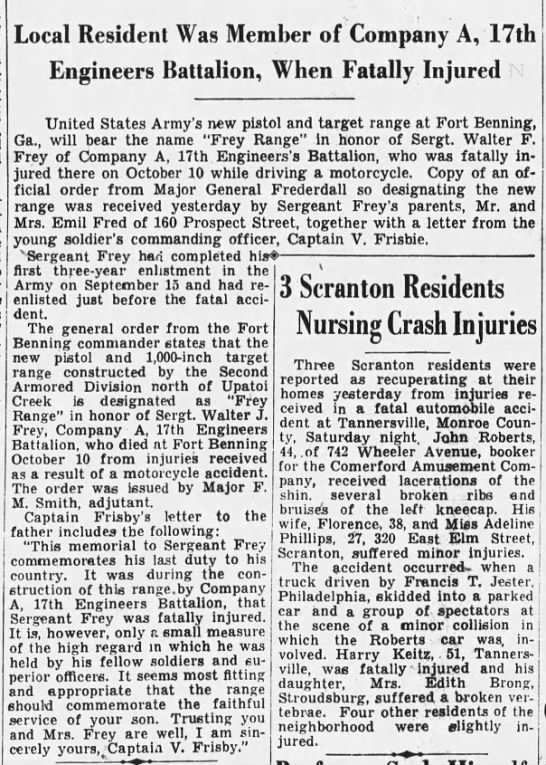 The Wilkes-Barre Record  (Wilkes-Barre, Pennsylvania) 28 Nov 1940, Thu  • Page 24
