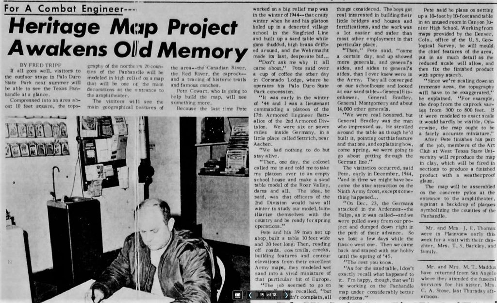 The Canyon News (Canyon, Randall, Texas, United States of America) · 19 Dec 1963