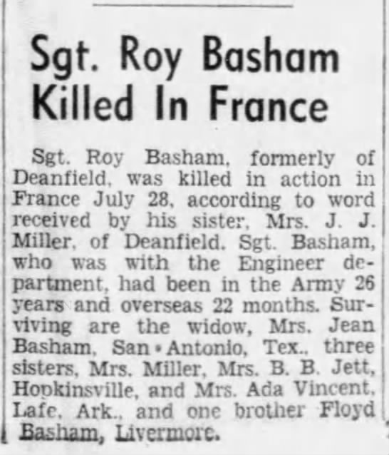 Messenger-Inquirer (Owensboro, Daviess, Kentucky, United States of America) · 17 Aug 1944,
