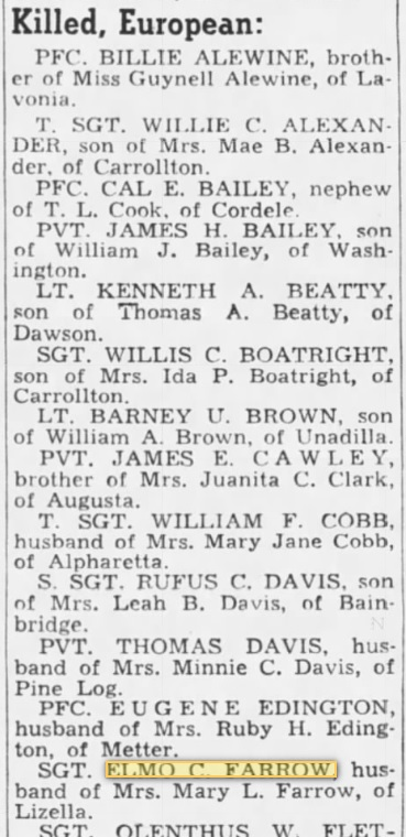The Atlanta Constitution (Atlanta, Fulton, Georgia, United States of America) · 29 Oct 1944