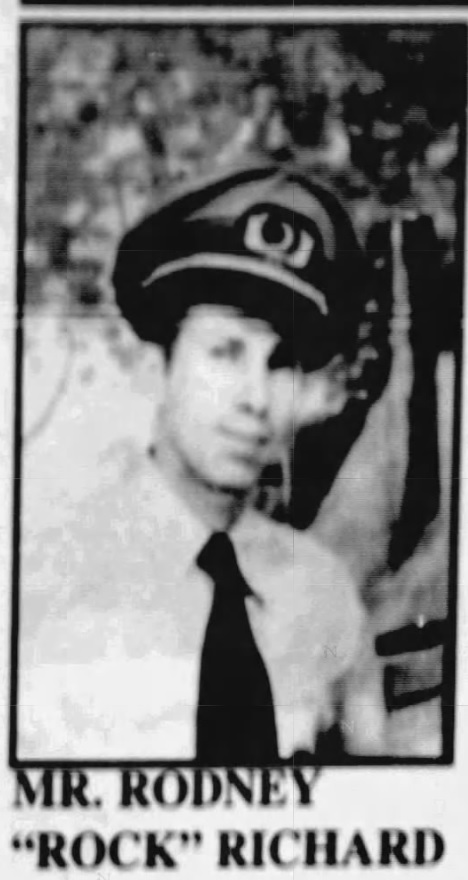 Rodney J Rock Richard 1918-2000 - The Church Point News (Church Point, Louisiana, United States of America) · 27 Sep 2000