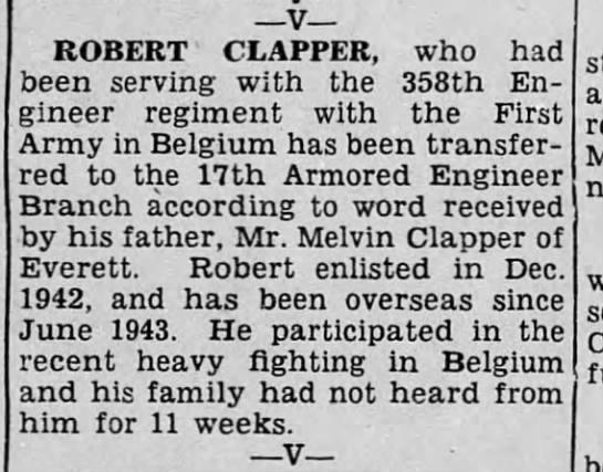 Robert Clapper
