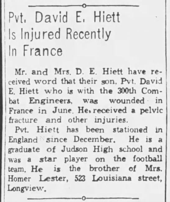 Longview News-Journal (Longview, Texas)16 Jul 1944, SunPage 18